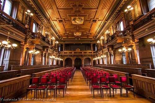 Old Auditorium, Heidelberg University