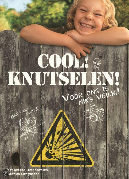 #Boekentip Papiergoed nr. 14: Cool! Knutselen! | Voor de echte coole en stoere jongens en meisjes!