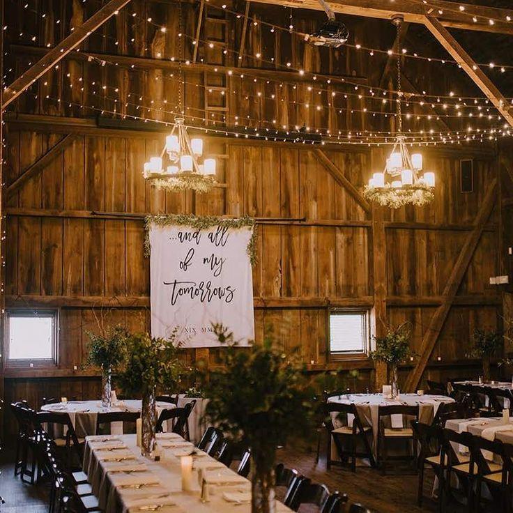 Hoosier Grove Barn Weddings North Chicago Suburbs Wedding ...