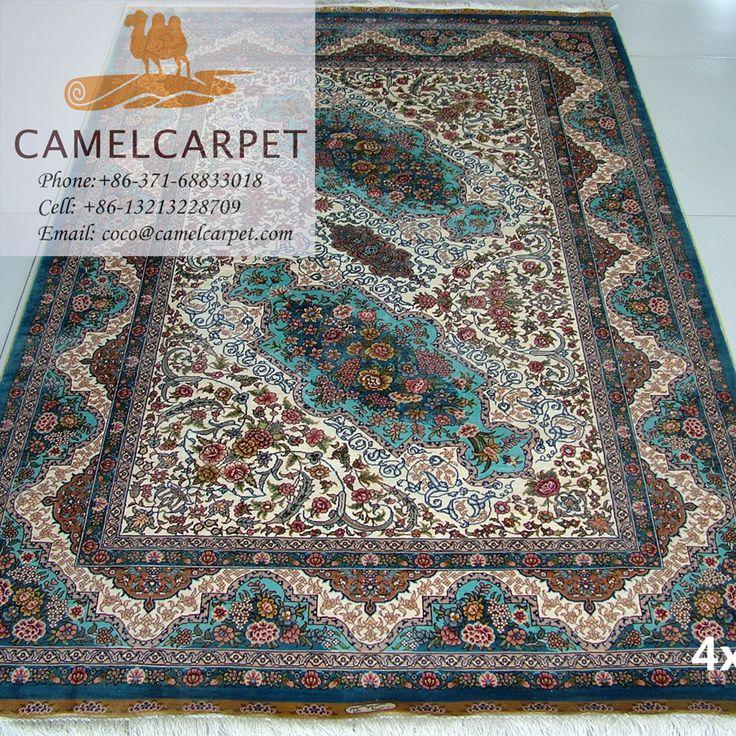 carpet for sale. 4\u0027x6\u0027 silk handmade carpet for sale whatsapp:008613213228709 coco@camelcarpet.