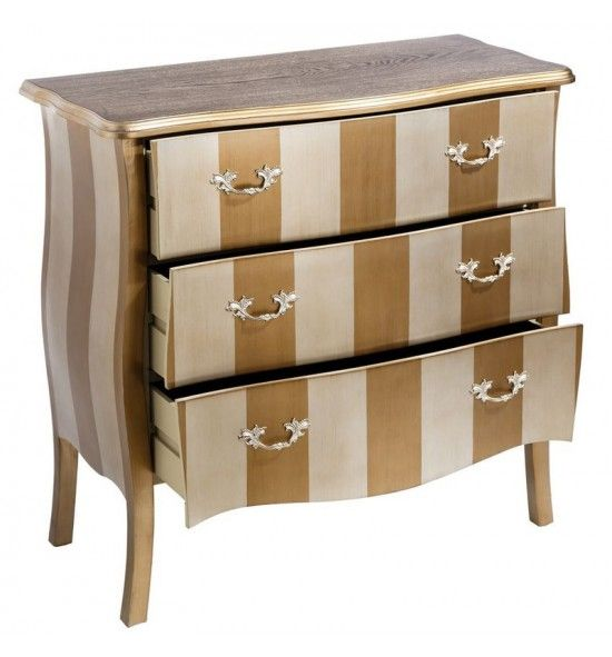 Elegante c moda color champ n y plata c modas muebles for Muebles juveniles la plata