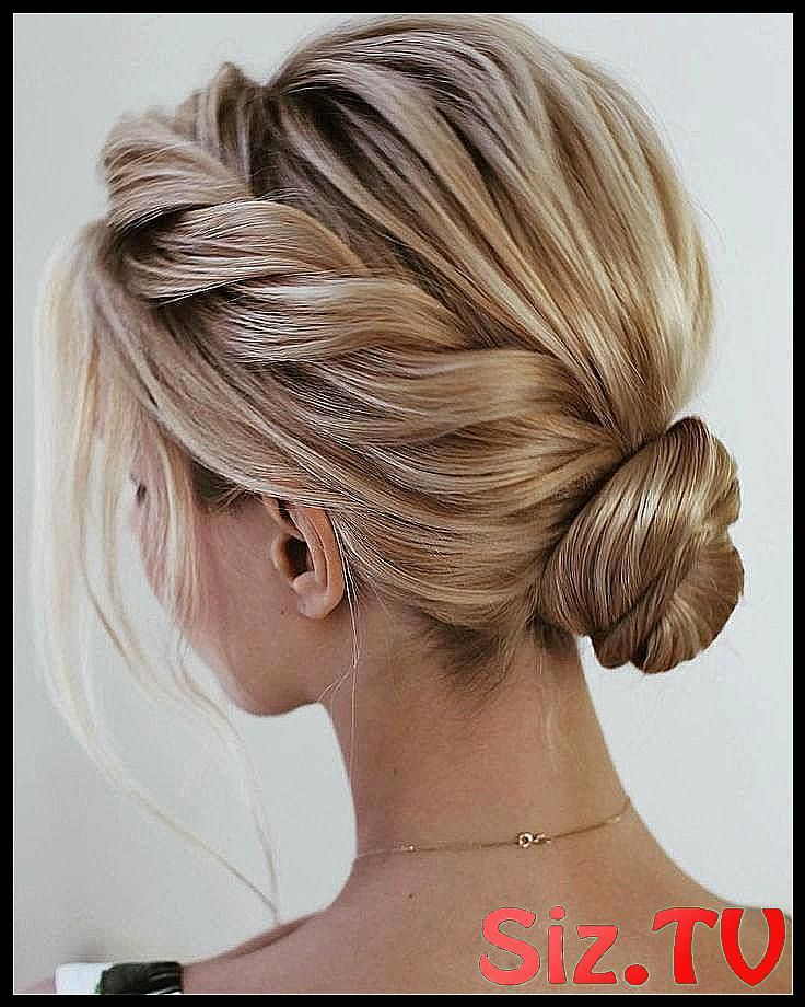 20 Stylish Updo Hairstyles That You Will Want to T # ...
