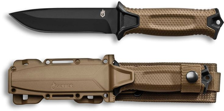 Gerber StrongArm Fixed Blade Knife