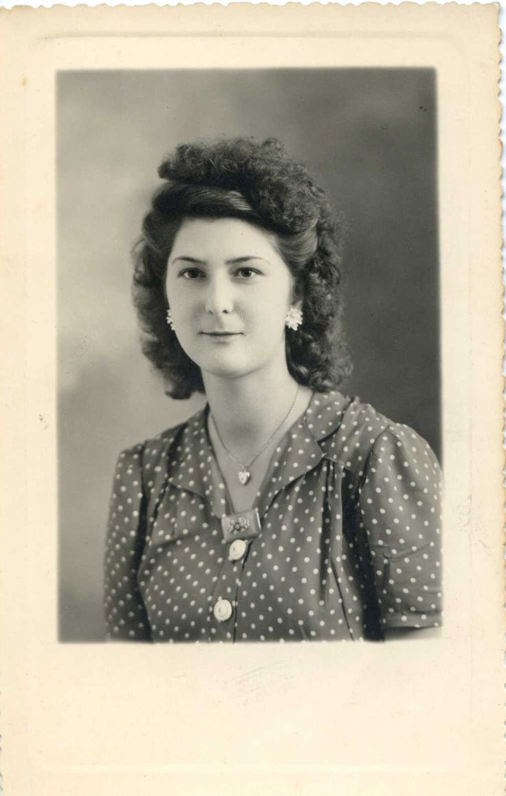 No date, 40s or 50s