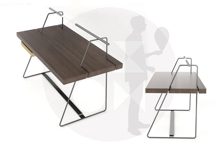 Ozon Design | Products | T50 DESK