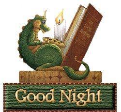 I so love book dragons.