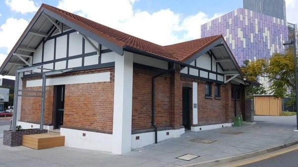 Woolloongabba Substation | Rehearsal Space | Creative Spaces