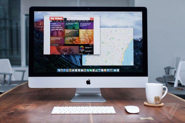 Apple Mac Desktop Computer
