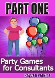 Ideas for home party plan games