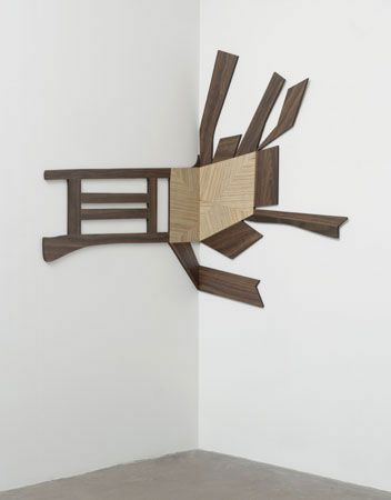 still life with chair - installations and manipulations of the undemanding object