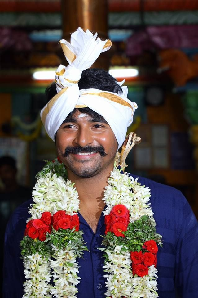 Sivakarthikeyan, Samantha Movie Pooja held at Chennai. Celebs like Sivakarthikeyan, Simran, Soori, Ponram, RD Raja, D Imman, Balasubramaniem, Napoleon, Yugabharathi and others graced the event.