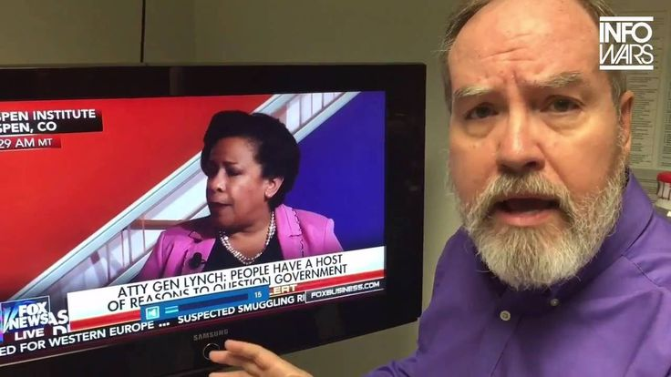 Breaking: AG Lynch Covering For Clinton Implosion