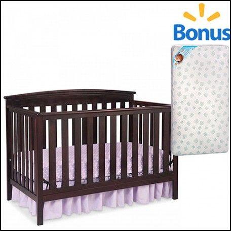 Delta Crib Mattress