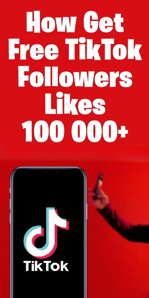 Get Tik Tok Free Followers And Likes In 2021 In 2021 Free Followers Free Followers On Instagram How To Get Followers