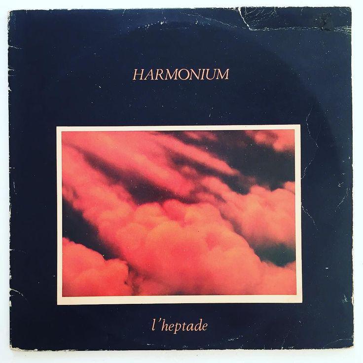Harmonium - LHeptade dHarmonium - 1976 #ontheturntable #nowspinning #vinyljunkie #vinylporn #vinyllover #ilovevinyl #lpoftheday #lpoftheevening #ilovevinyls #vinyl #vinyls #vinylcollection #vinylcollector #vinylcollectionpost #33t #lp #ilvovelps #spinningrecords #vinyliscool #vinylisdope #vinylcommunity #instavinyl #Vinylgen_Feature #dustandgroove #albumart #clubphono #vinyloftheday #harmonium
