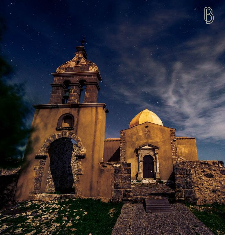 Monastery of Our Lady 'Skopiotissa' in Mountain Skopos