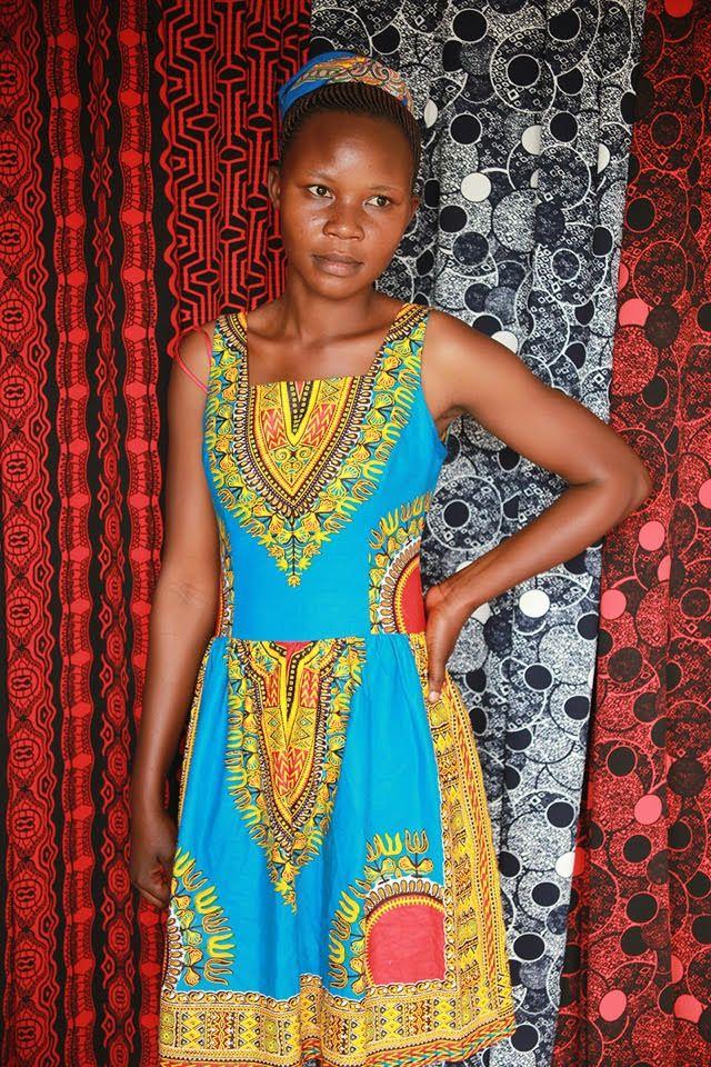 www.kokoworld.pl KOKOworld fashion in Uganda :) | #kokoworld #fashion #africa #africainspiration #africadress #ethno