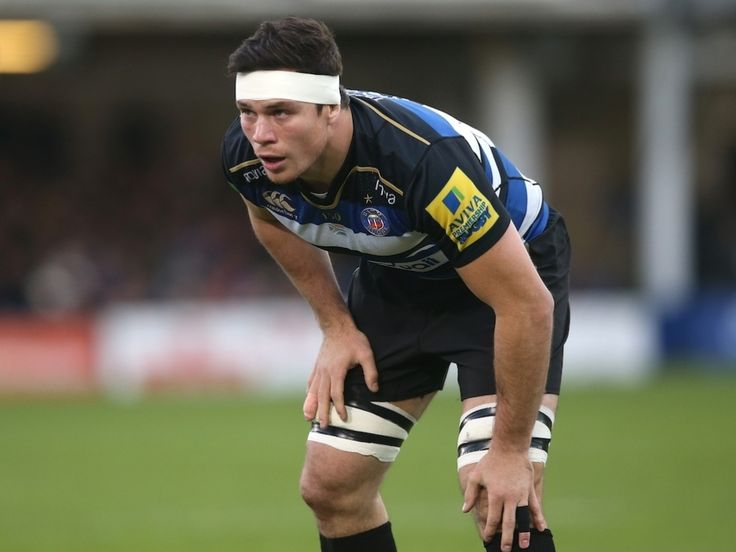 Francois_Louw of Bath Rugby Footbal Club and South Africa