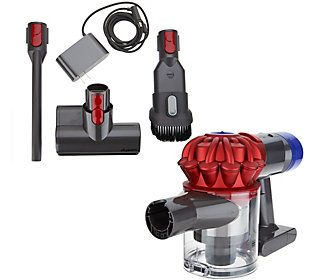 Dyson V7 Trigger Pro Handheld Vacuum Assorted Tools & HEPA Filter