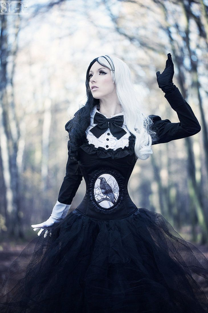 Victorian Goth Style  E  Ab It Is Sooo Gorgeous