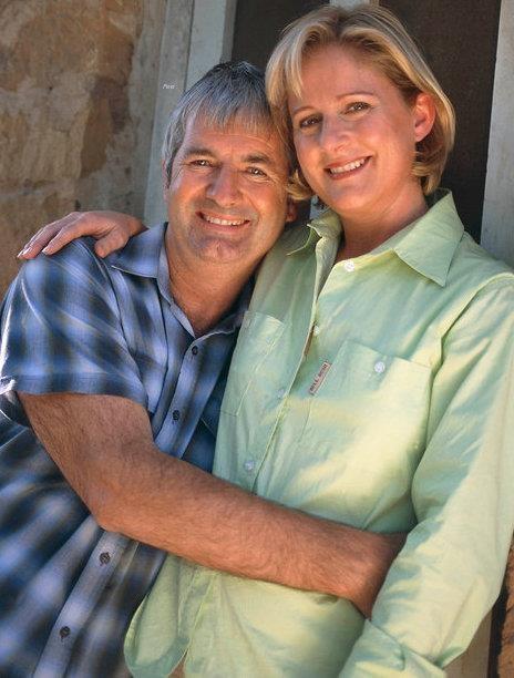 Terry & Meg