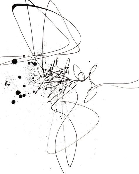 ❖from a letter to a line II 文字から線へⅡ | Ligne IV by Sophie Verbeek