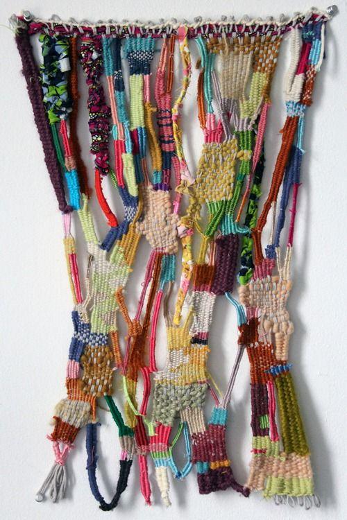 unique weaving - Alicia Scardetta