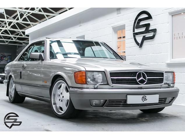 Check out this MERCEDES-BENZ SEC SERIES I just found on Top Marques