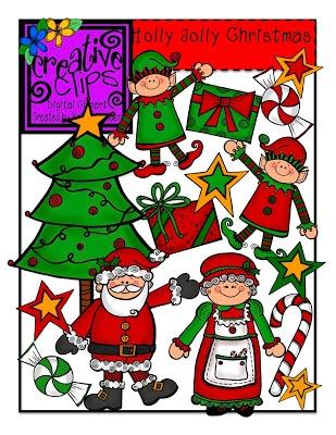 Cute Christmas Clip Art!