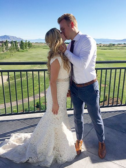 Inside DWTS Pro Lindsay Arnold's 'Vintage' Wedding to Her High School Sweetheart http://www.people.com/article/lindsay-arnold-wedding-exclusive