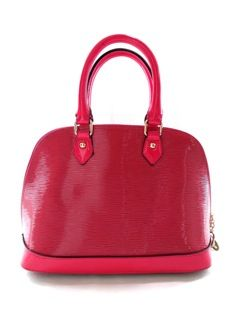 Colour is IN for summer! Love this amazing fuchsia coloured Brianna bag from Kelly Brown