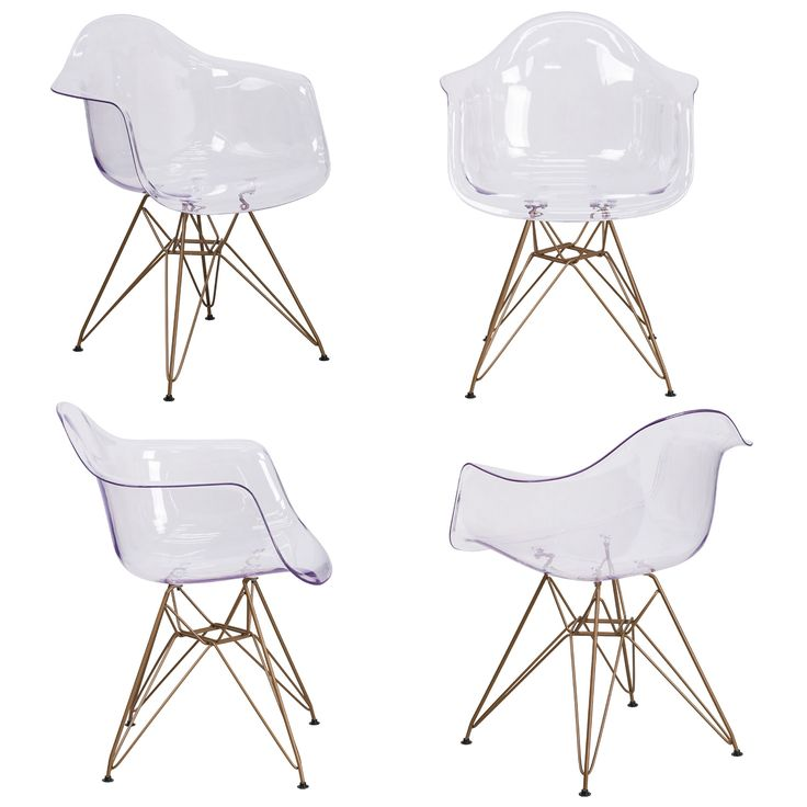 Clear Kitchen Chairs: Modern / Contemporary Images On