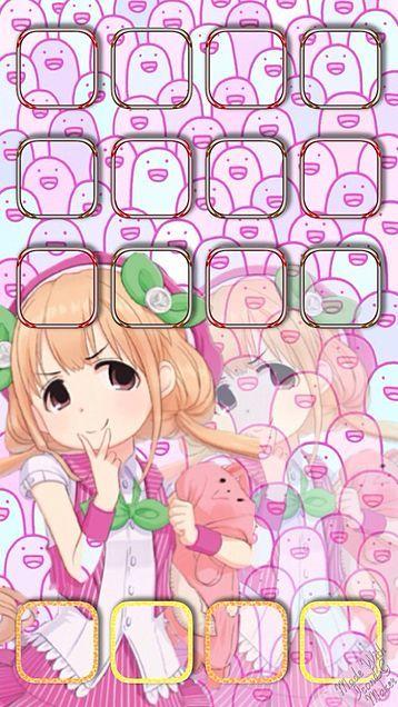 杏ちゃん ホーム画面!の画像 プリ画像