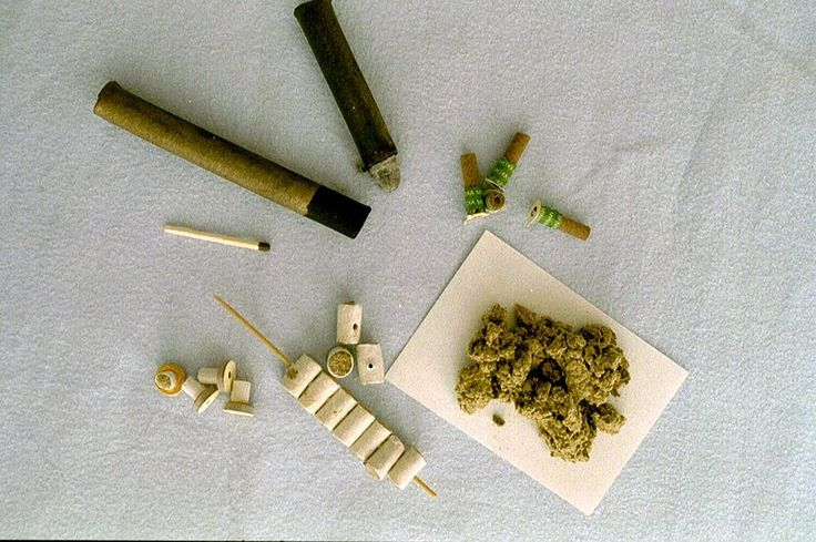 Different types of Moxa