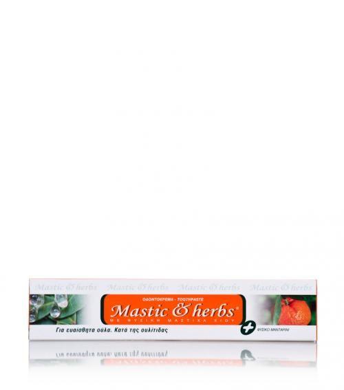 """Anemos"" mastiha - mantarin toothpaste 100g @ just 7.90€"