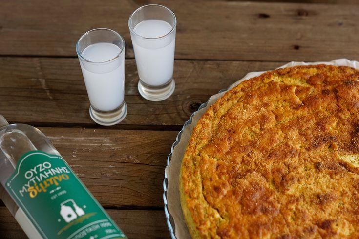 Sfougato: Smells like summer. A characteristic summer recipe from Lesvos since the main ingredients are zucchini and eggs. // Σφουγγάτο: Μύρισε καλοκαίρι! Κατ' εξοχήν καλοκαιρινό φαγητό από τη Λέσβο με βάση το κολοκυθάκι. Μαγειρεύεται γρήγορα στο φούρνο ή στο τηγάνι.