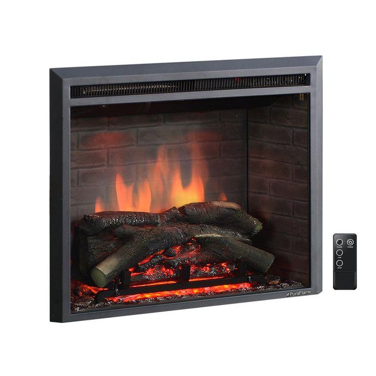 Best 20 Electric Fireplace Logs Ideas On Pinterest