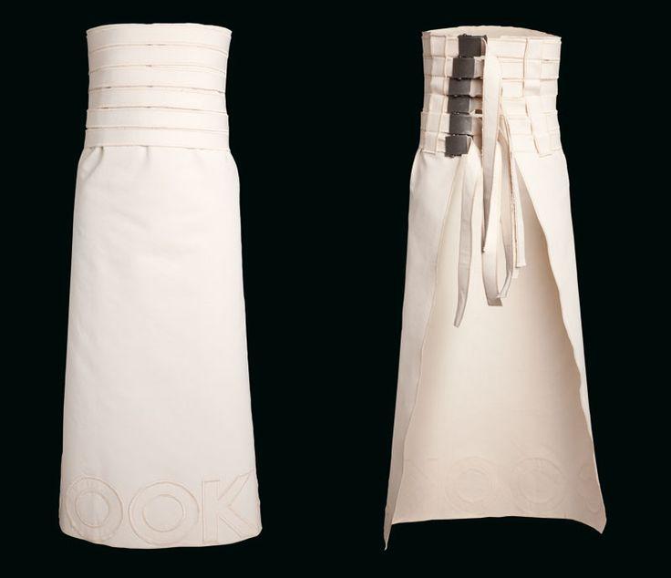 Walery apron - COOKie - FormAdore.com