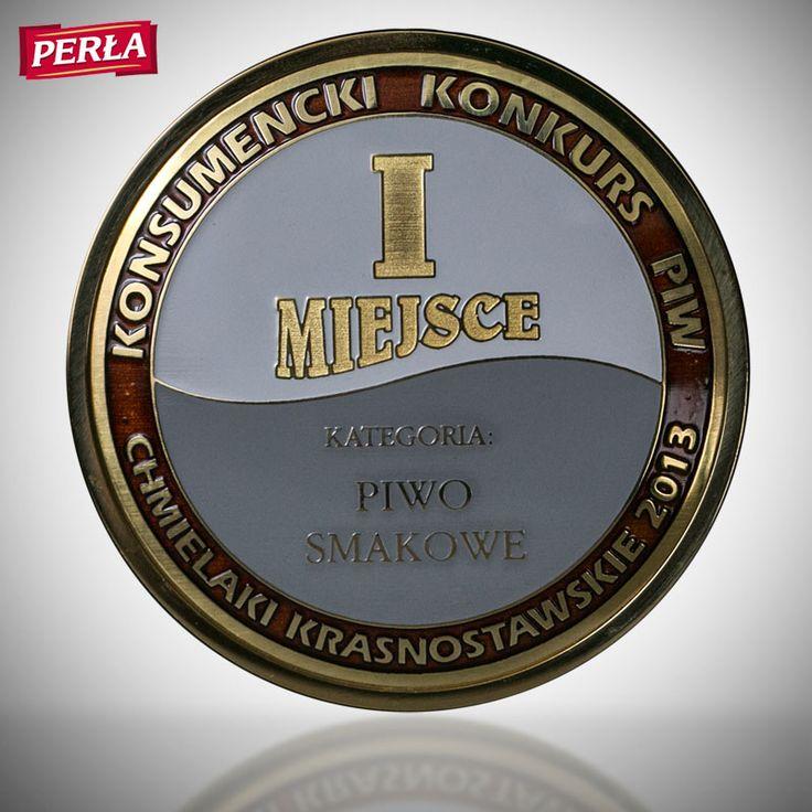 Nagroda - Chmielaki Krasnostawskie 2013