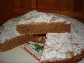 Gâteau crème de marron. Succulent!