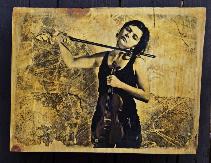 """Killed by the sound""  Artist: Daniel Loagăr"