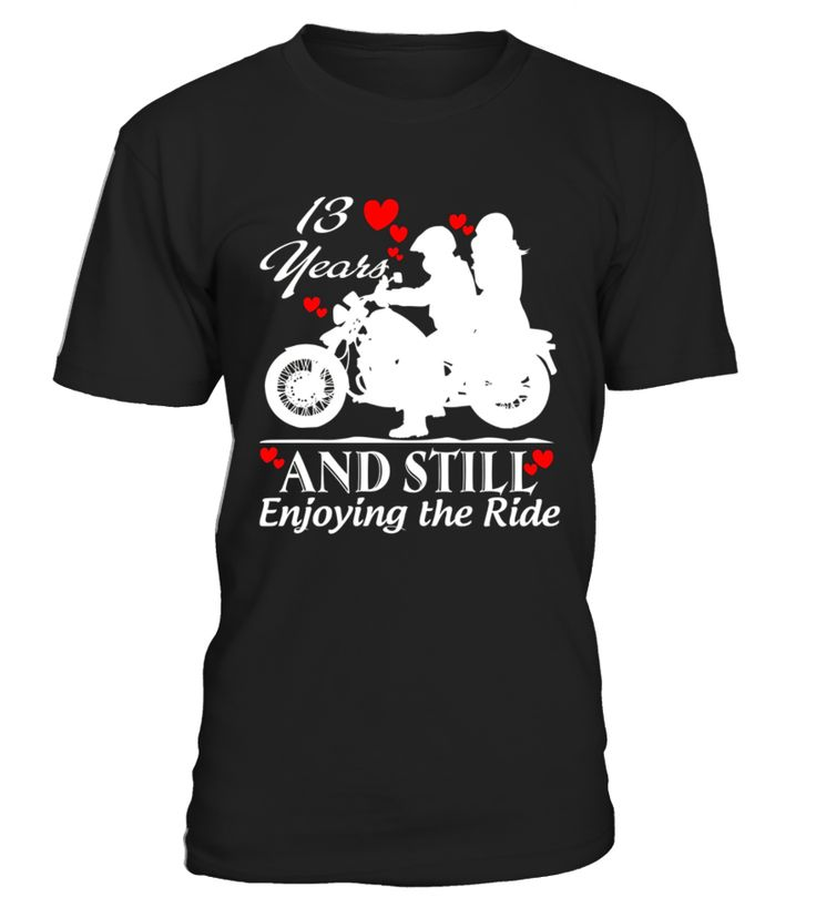 13th Wedding Anniversary Gifts Shirt Perfect Couple