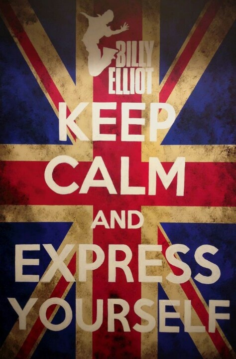 Love Billy Elliot!!
