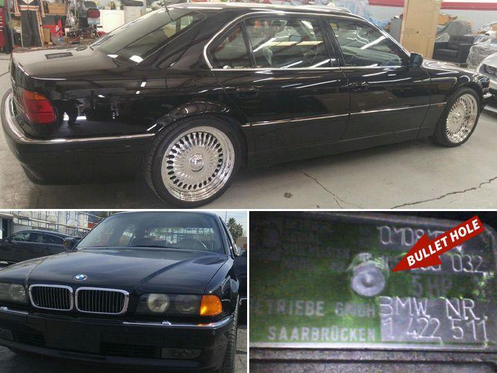 Tupac's Deathmobile For Sale (PHOTOS)