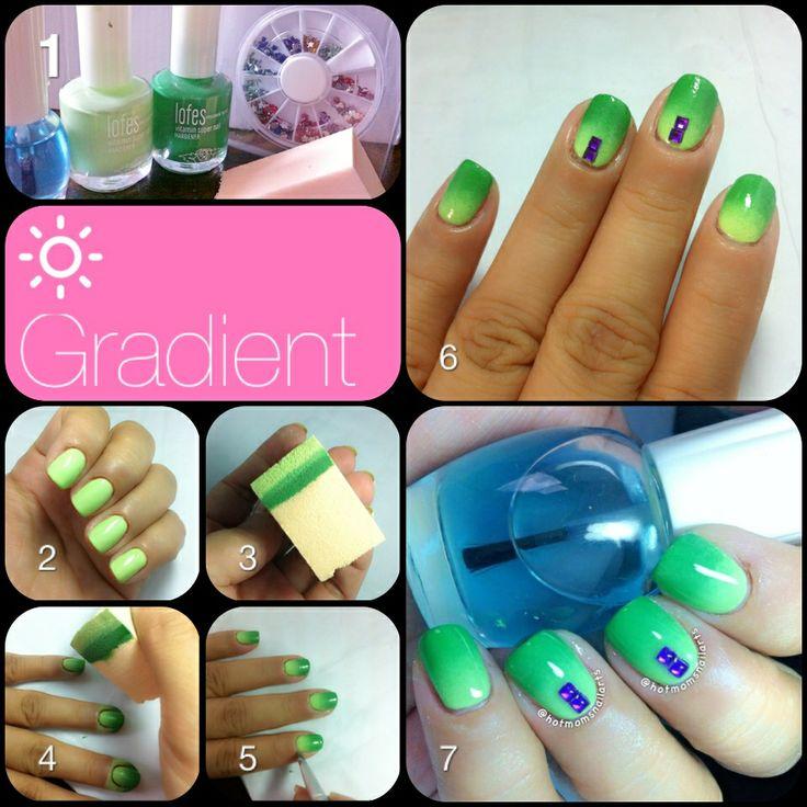 216 best Nail arts images on Pinterest | Art nails, Nail art and ...