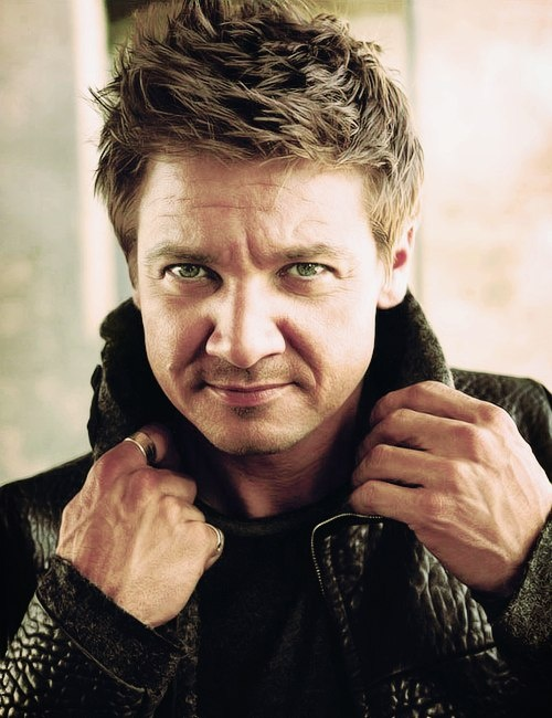 Welcome to the program. | Jeremy renner, Renner, Bourne legacy