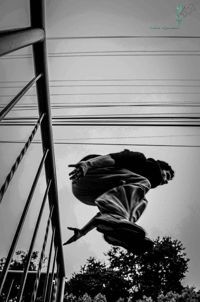 Traceur Victor Hugo Henao  Black Lemurs // Manizales - Colombia