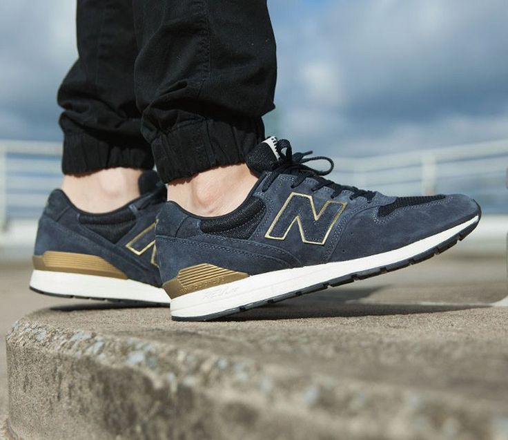 New Balance 996 - Navy