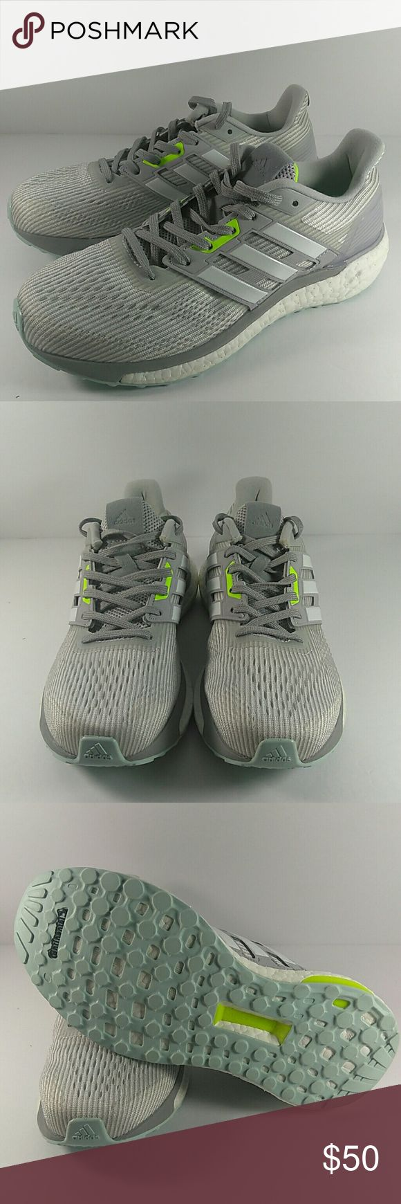 Womens adidas supernova boost size 7 Womens adidas used twice still like new condition is 10/10 adidas Shoes Athletic Shoes