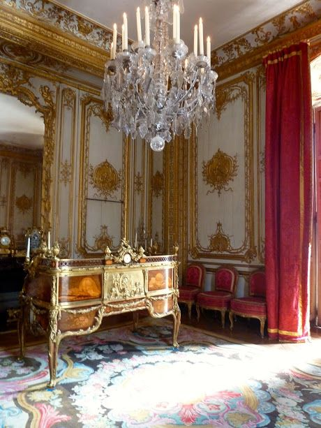 1000 images about versailles on pinterest versailles for Chateau de versailles interieur